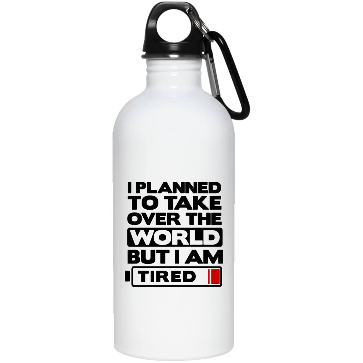 MGB ONLY Stainless Steel Water Bottle