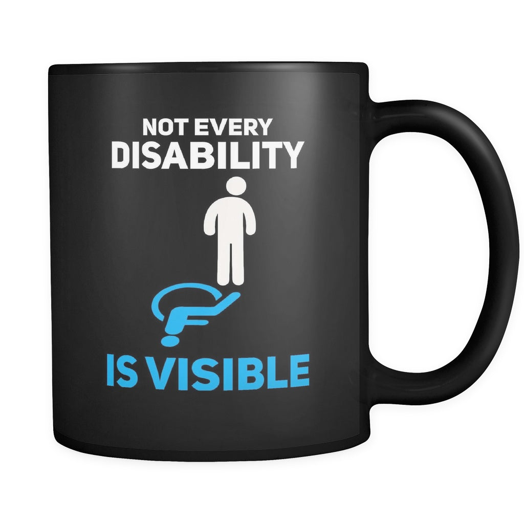 Invisible Disability Mug - The Unchargeables