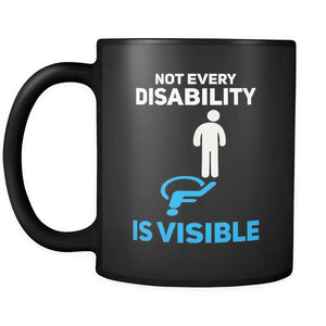 Drinkware - Not Every Disability Is Visible Mug