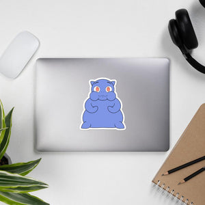 Gravey The Graves' Disease Monster Sticker - The Unchargeables