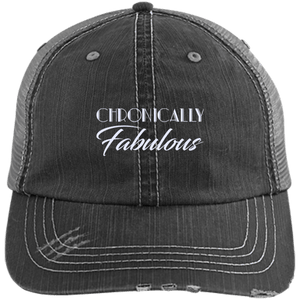 Chronically Fabulous Trucker Cap - The Unchargeables