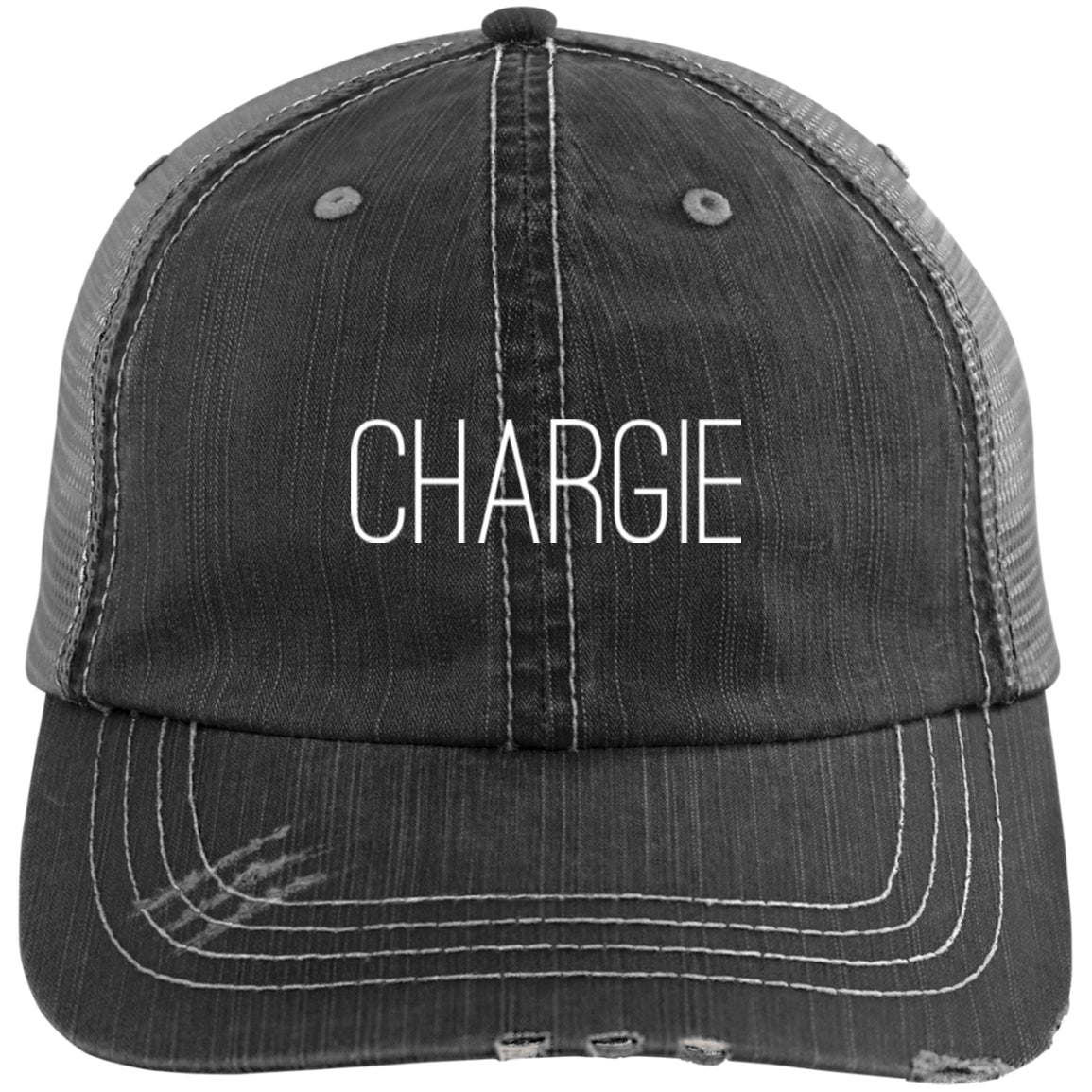 Iconic Chargie Trucker Cap - The Unchargeables