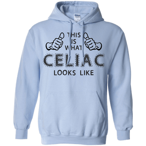 Celiac Looks Like Pullover Hoodie 8 oz - The Unchargeables