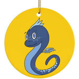 Arthritis Monster Circle Ornament - The Unchargeables