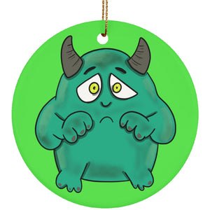 IC Monster Circle Ornament - The Unchargeables