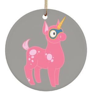 Misdiagnosis Monster Circle Ornament - The Unchargeables