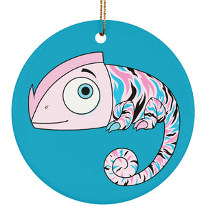 Undiagnosed Monster Circle Ornament - The Unchargeables