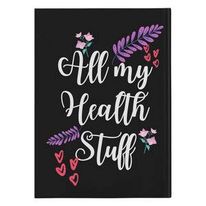 Health Stuff Journal Hardcover