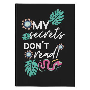 My Secrets Journal Hardcover - The Unchargeables