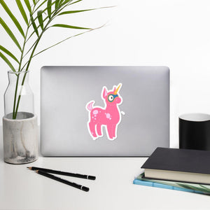 Missy the Misdiagnosis Monster sticker - The Unchargeables
