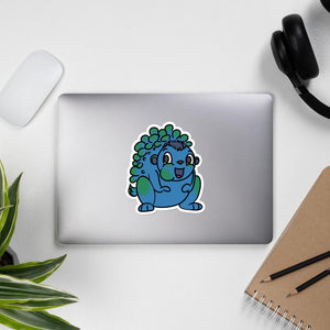 Ned the Neurofibromatosis Monster Sticker - The Unchargeables