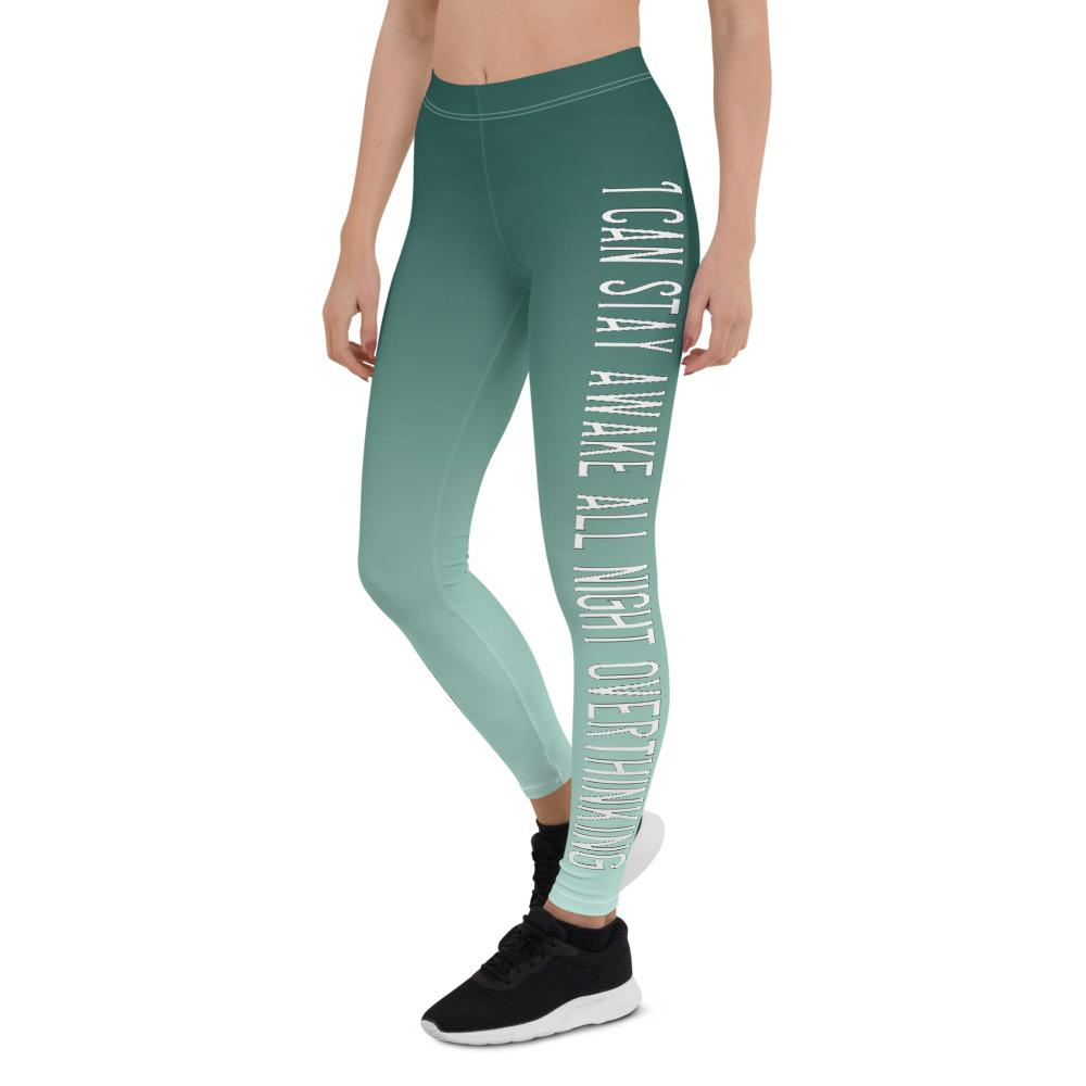 Overthinking Superpower Leggings - The Unchargeables