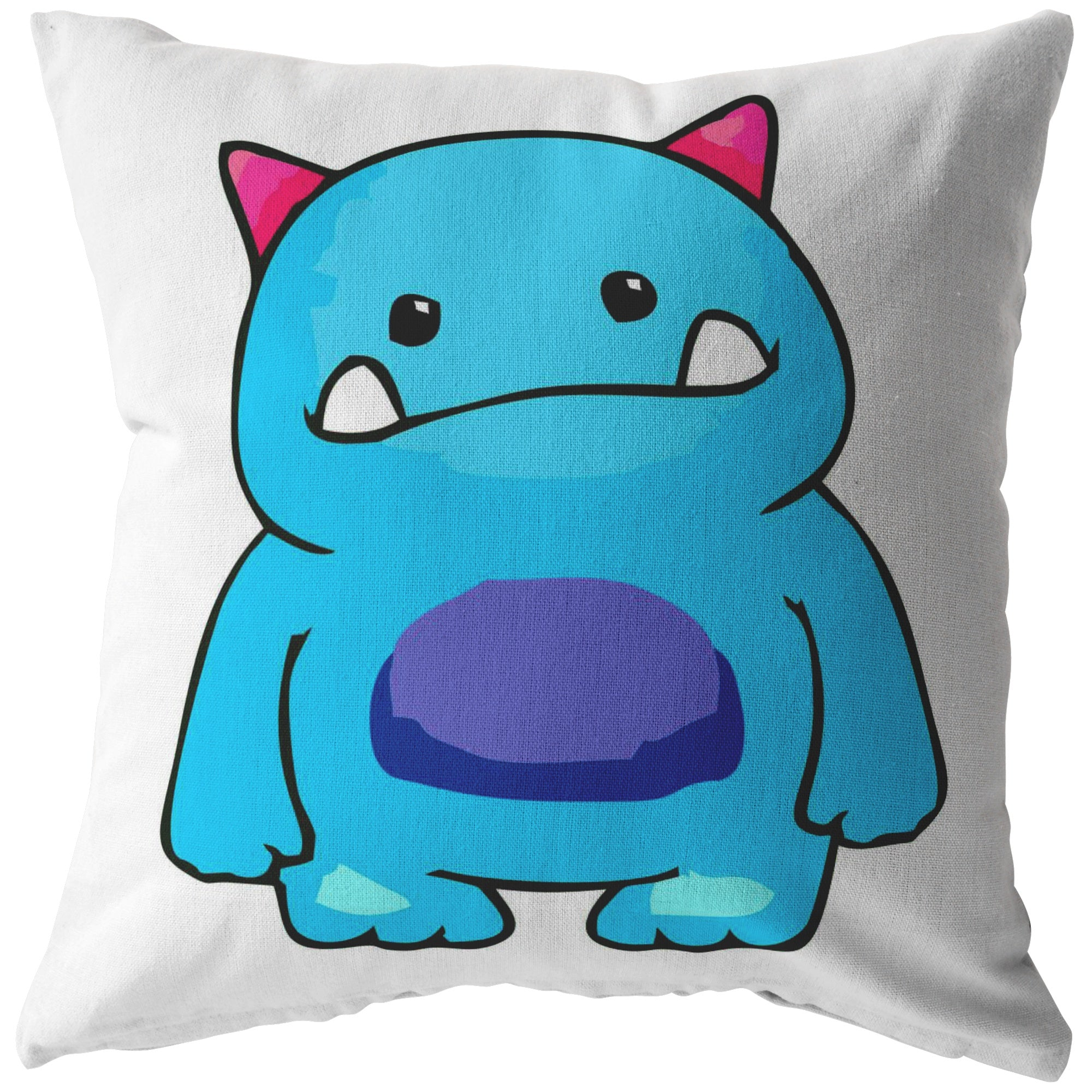 Addisons Disease Monster Pillow