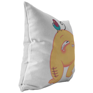Ally the Allergy Monster Pillow - The Unchargeables