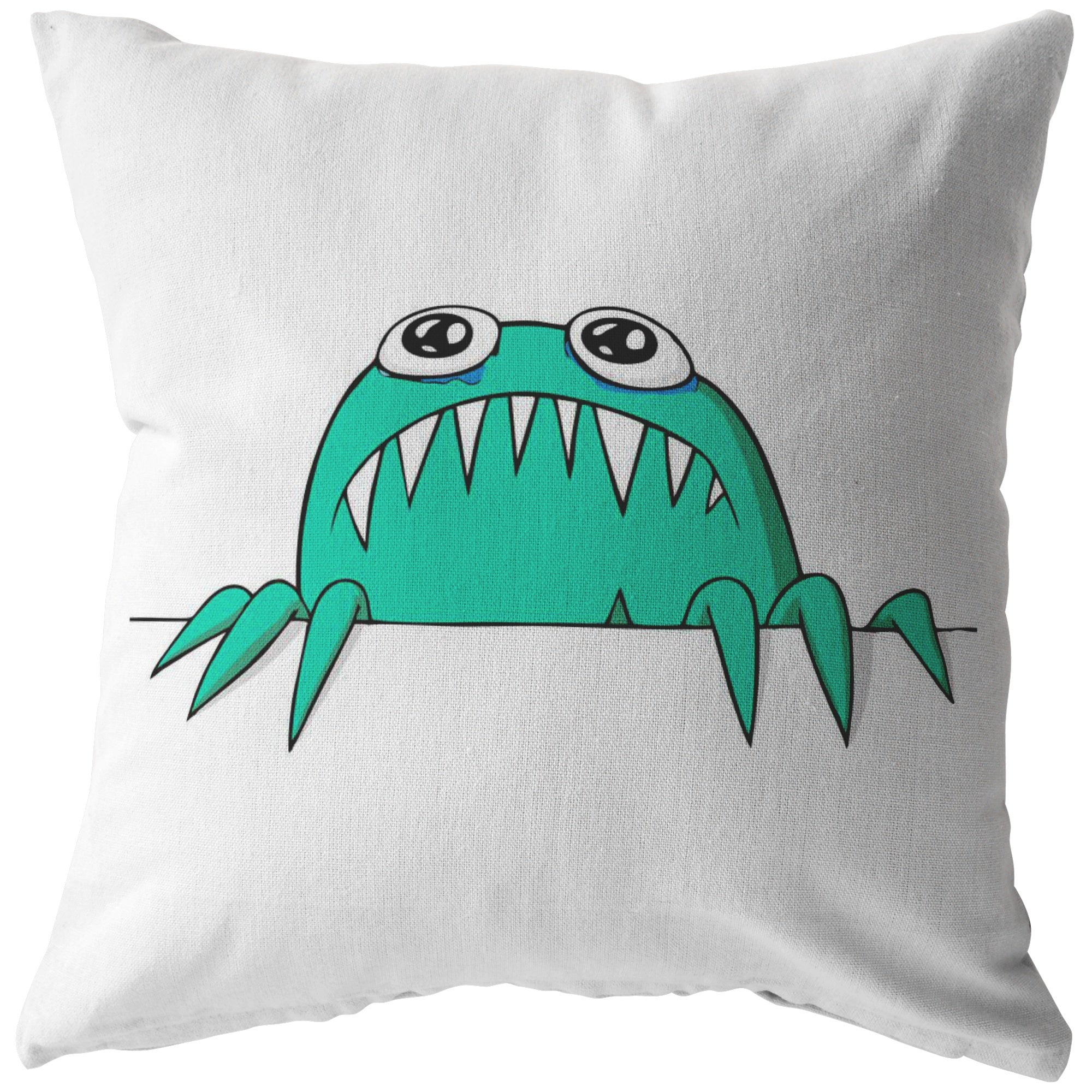 Anxiety Monster Pillow - The Unchargeables