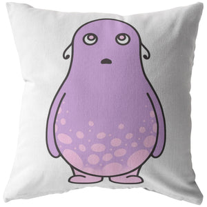 Inflammatory Bowel Disease - IBD Monster Pillow - The Unchargeables