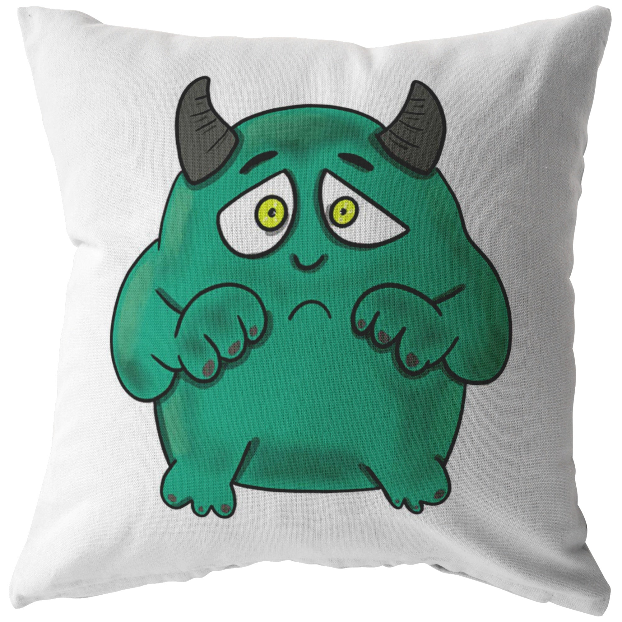 Interstitial Cystitis - IC Monster Pillow - The Unchargeables