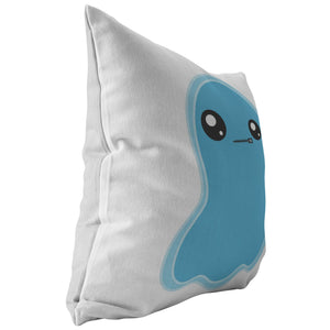 Isa the Selective Mutism Monster Pillow - The Unchargeables