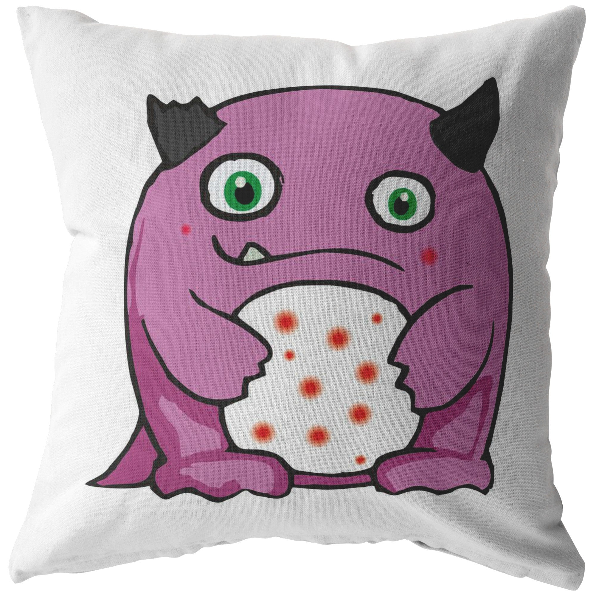 Lupus Monster Pillow - The Unchargeables