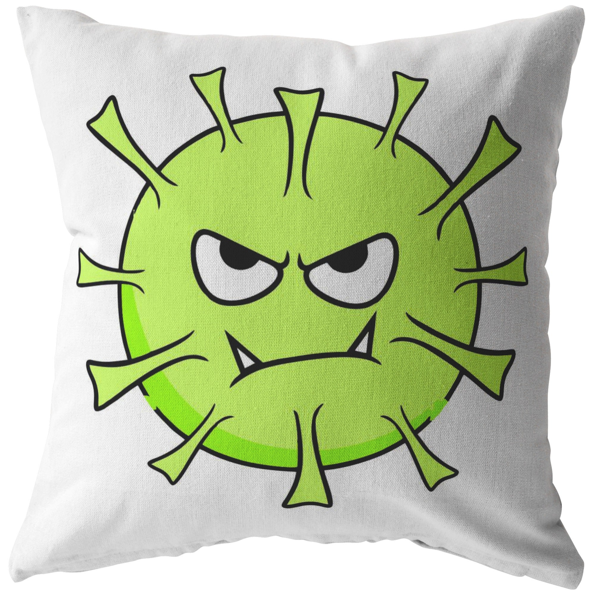 Lyme Disease Monster Pillow - The Unchargeables