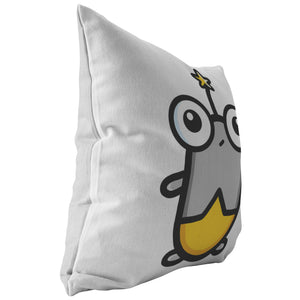 Pillows Multi - Maymay The Cheeky Demon Of Insecurity Pillow
