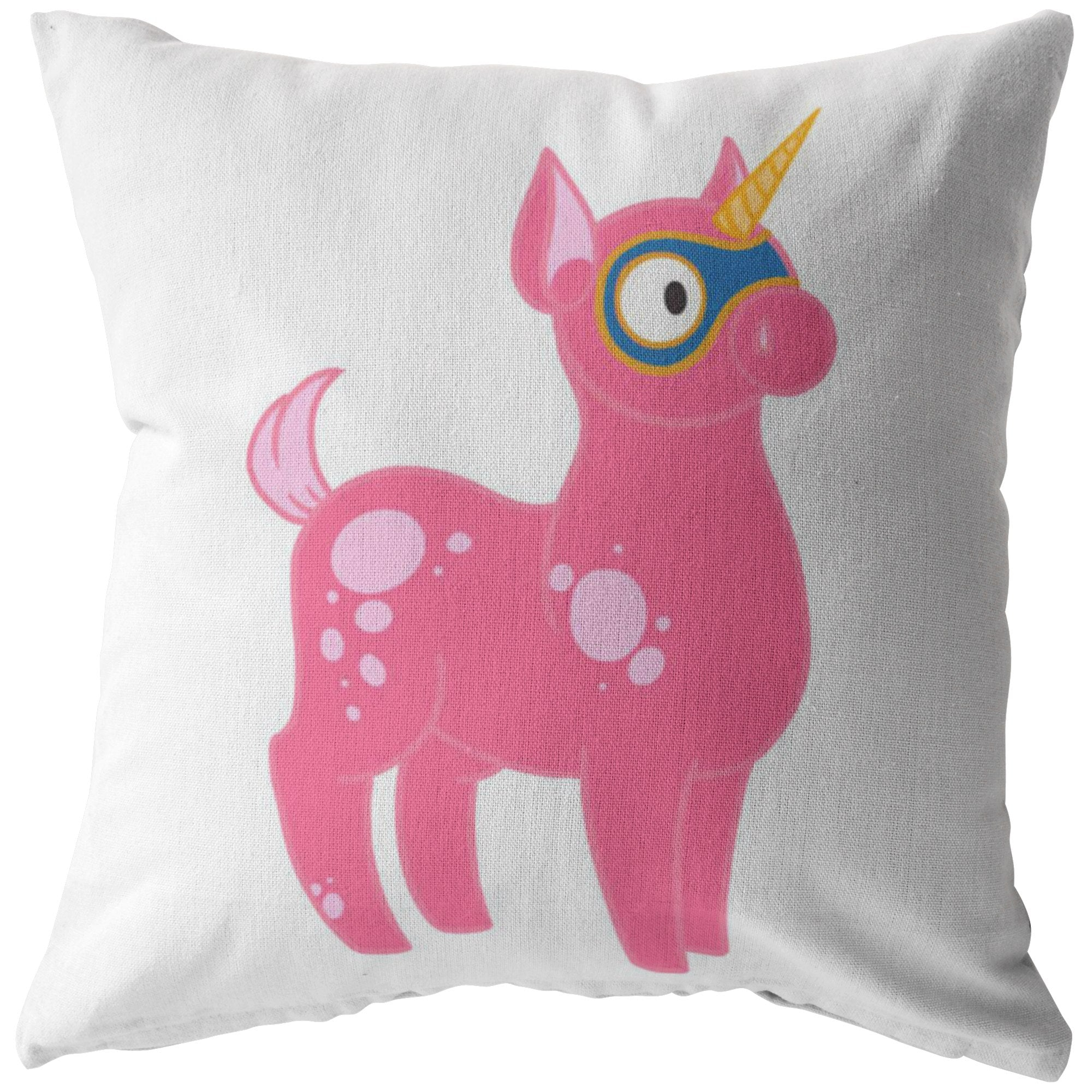 Misdiagnosis Monster Pillow