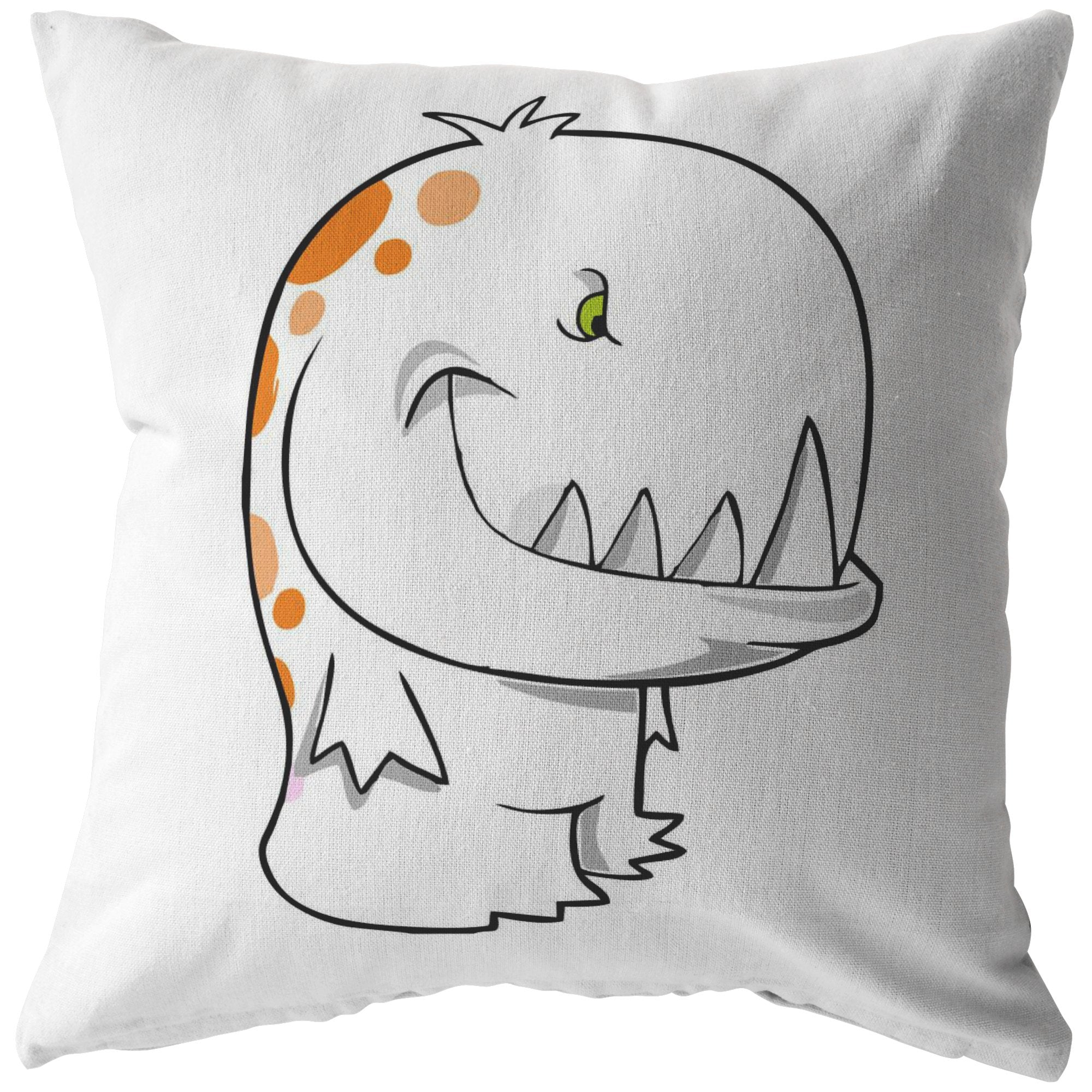 Multiple Sclerosis Monster Pillow