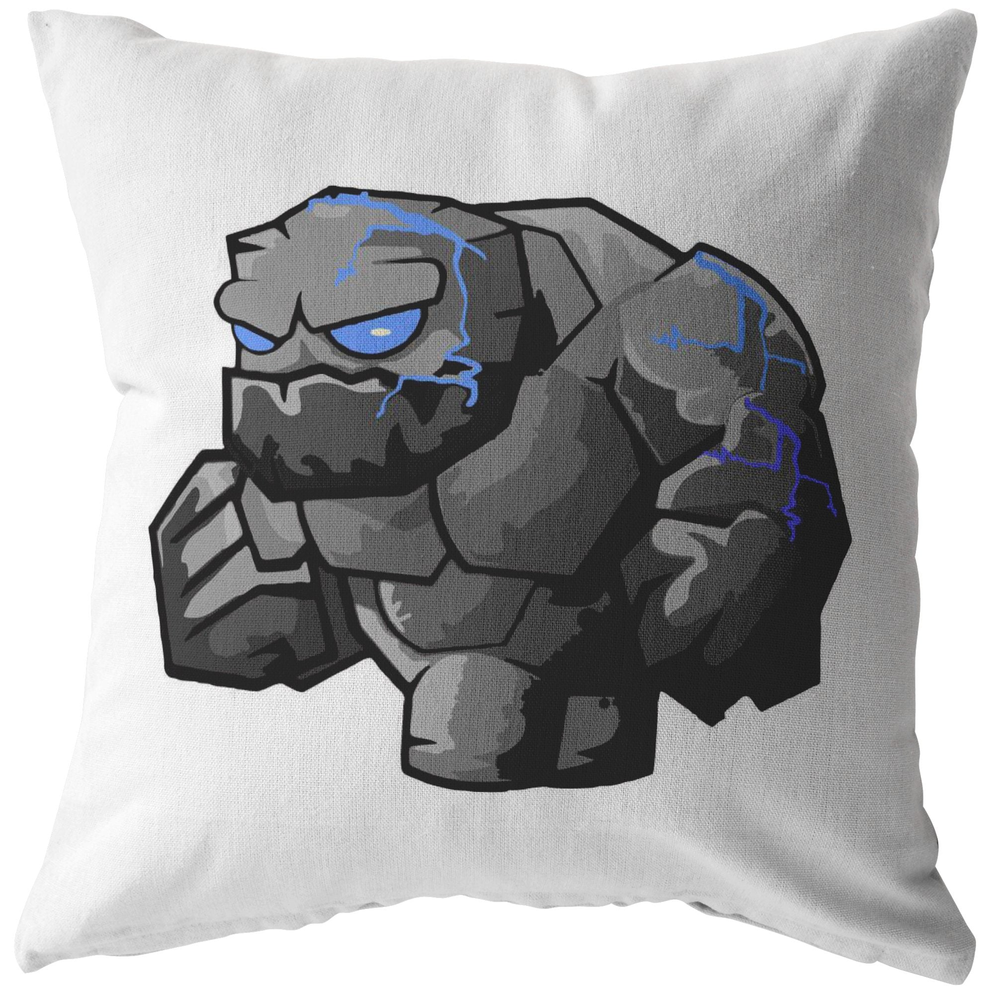 Scleroderma Monster Pillow