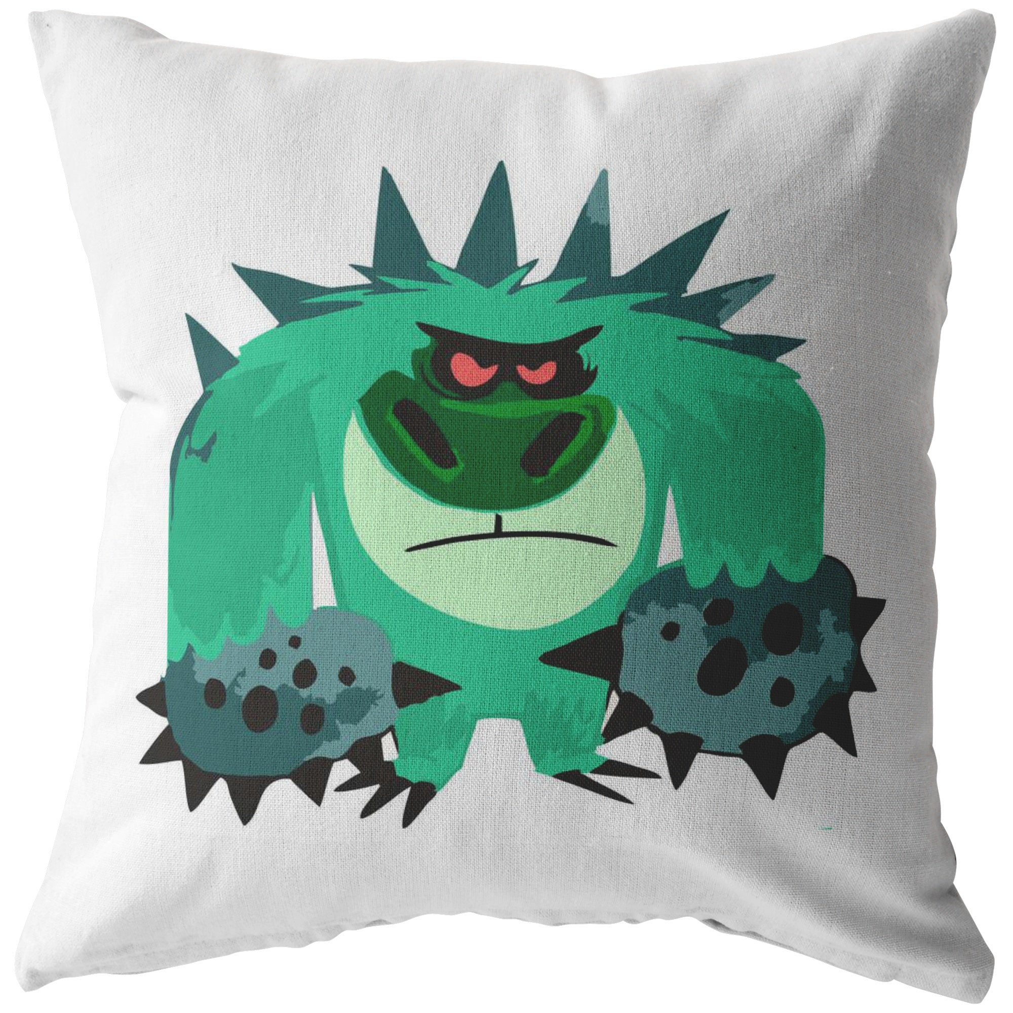 Trigeminal Neuralgia Monster Pillow - The Unchargeables