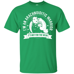 Short Sleeve - Arachnoiditis Warrior NFTW Unisex Shirt