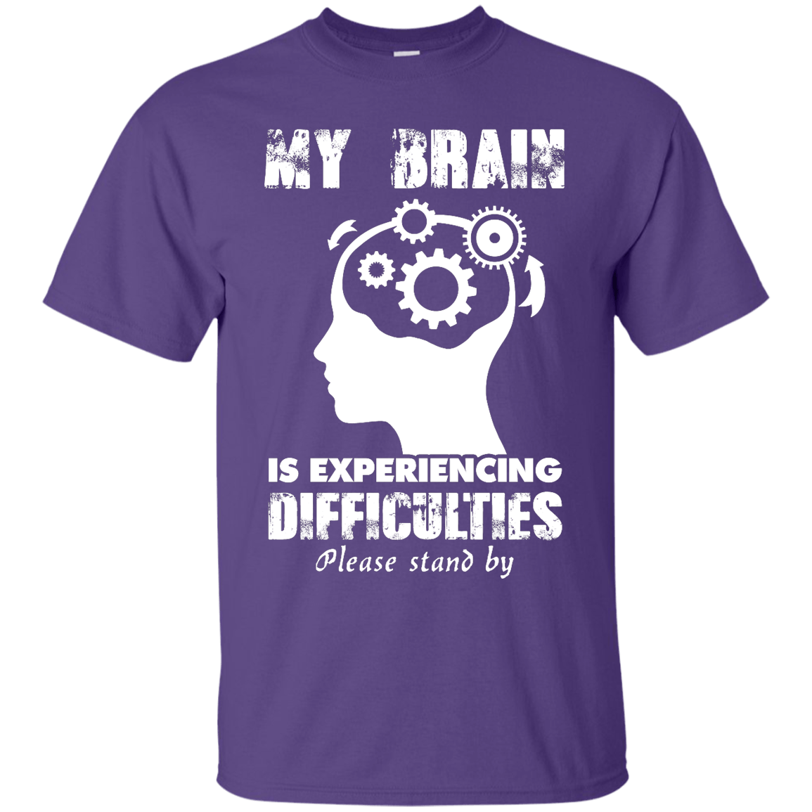 Brain Fog Unisex Shirt - The Unchargeables