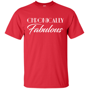 Chronically Fabulous Unisex Shirt - The Unchargeables