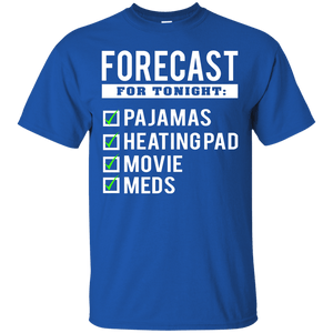 Forecast Unisex Shirt - The Unchargeables