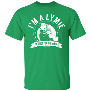 Lyme Disease - Lymie Not For The Weak Unisex Shirt - The Unchargeables