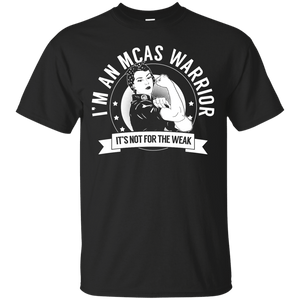 Short Sleeve - Mast Cell Activation Syndrome - MCAS Warrior Not For The Weak Unisex Shirt