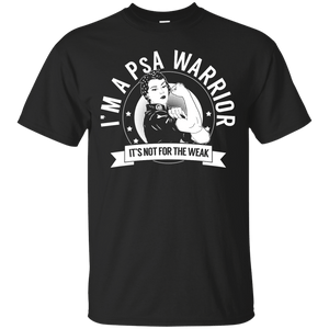 Short Sleeve - Psoriatic Arthritis - PsA Warrior Not For The Weak Unisex Shirt