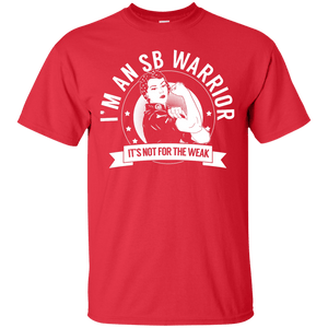 Short Sleeve - Spina Bifida - SB Warrior Not For The Weak Unisex Shirt