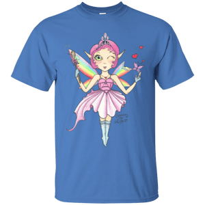 Spoon Fairy Unisex Shirt - The Unchargeables