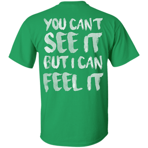 Short Sleeve - You Can't See It Unisex Shirt