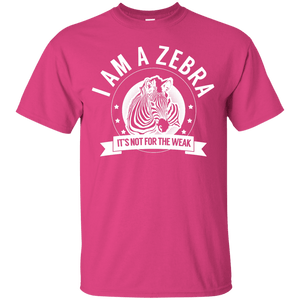 Short Sleeve - Zebra Warrior Not For The Weak Unisex Shirt