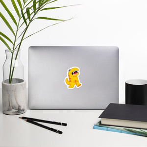 Sis the Endometriosis Monster Sticker - The Unchargeables