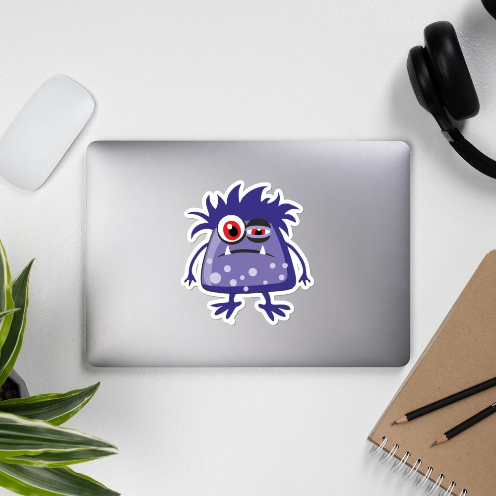 Sleepy the CFS Monster Sticker