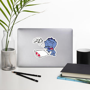 Snore the Fatigue Monster Sticker - The Unchargeables