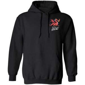 CFS Strong Dragon Pullover Hoodie 8 oz.