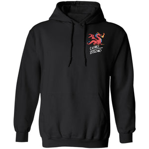 Chiari Strong Dragon Pullover Hoodie 8 oz.