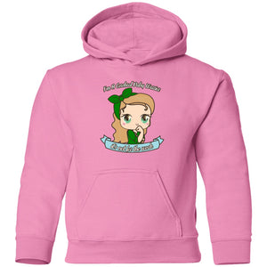 Cute Cerebral Palsy Warrior Toddler Pullover Hoodie