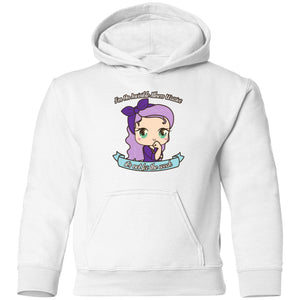 Cute Invisible Illness Warrior Toddler Pullover Hoodie