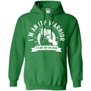Immune Thrombocytopenic Purpura - ITP Warrior NFTW Pullover Hoodie 8 oz.