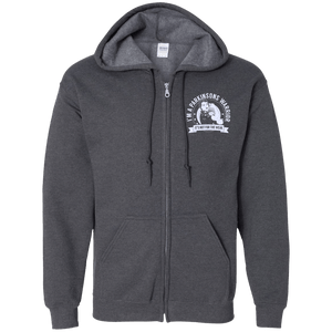 Parkinsons Warrior NFTW Zip Up Hooded Sweatshirt - The Unchargeables