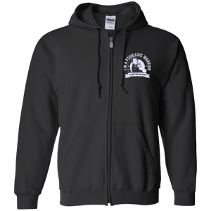 Psoriasis Warrior NFTW Zip Up Hooded Sweatshirt - The Unchargeables